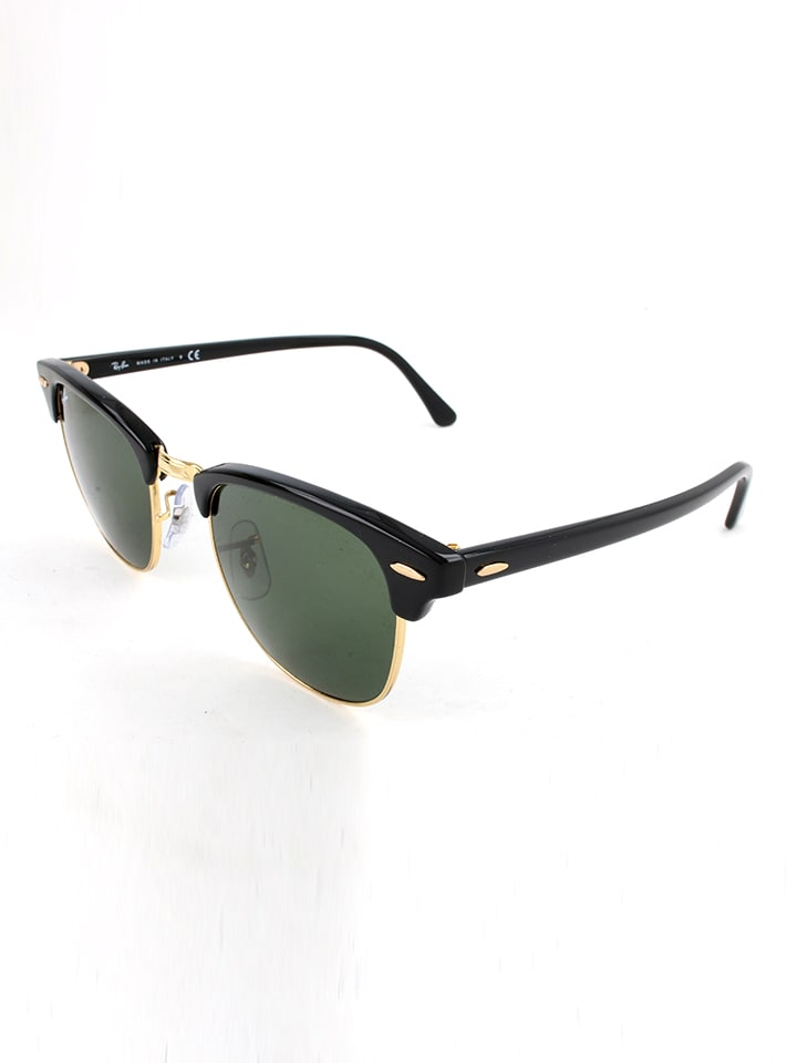 ray ban sonnenbrille clubmaster schwarz