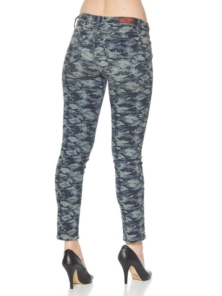 "LTB Jeans ""Melina"" in grau"
