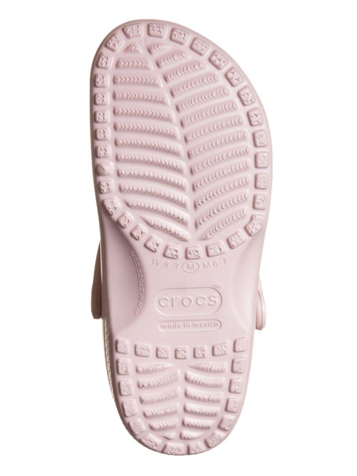 """Crocs Clogs """"Beach"""" in Rosé"""