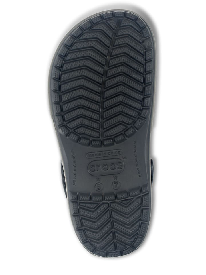 "Crocs Clogs ""Crocband 2"" in Anthrazit"