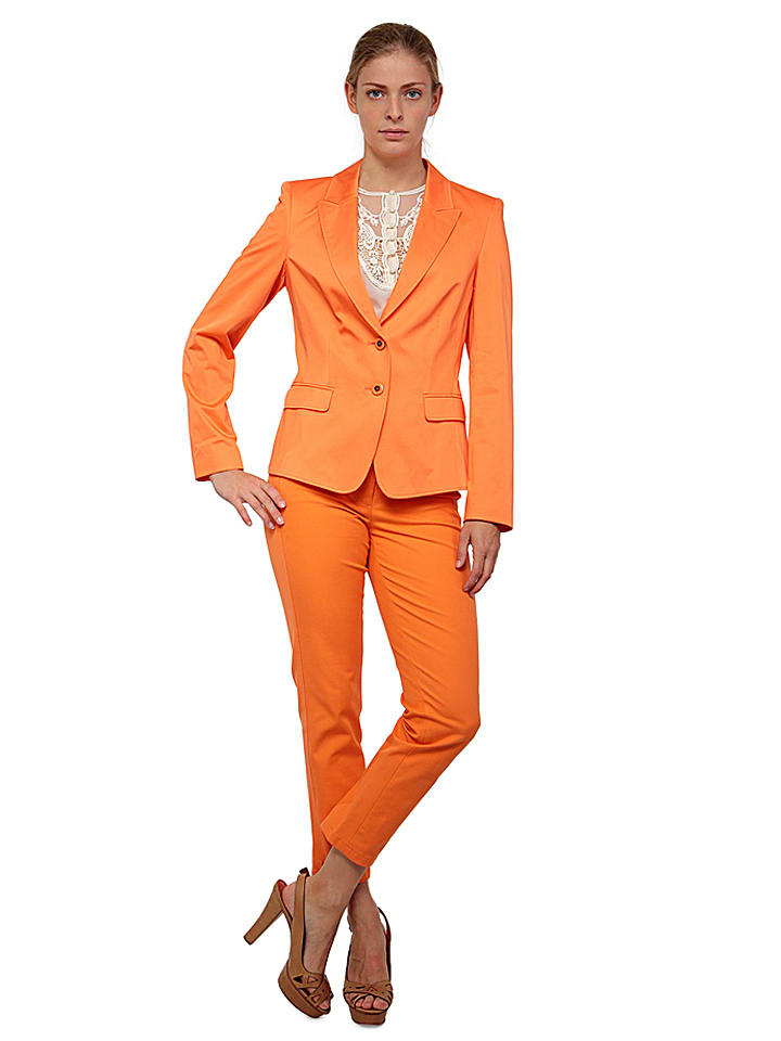 Basler Blazer in Orange