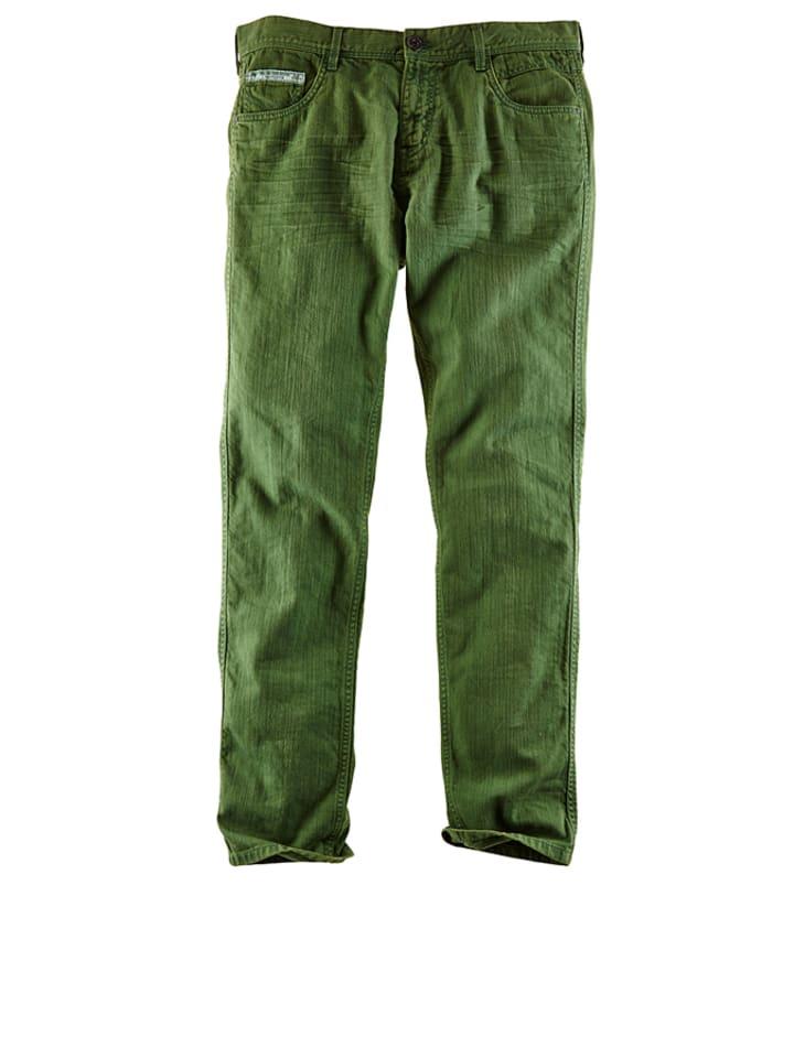 Roadsign Jeans in Grün