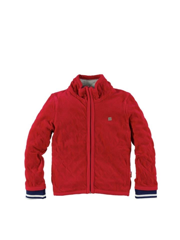 Dutch Bakery Bluza w kolorze czerwonym