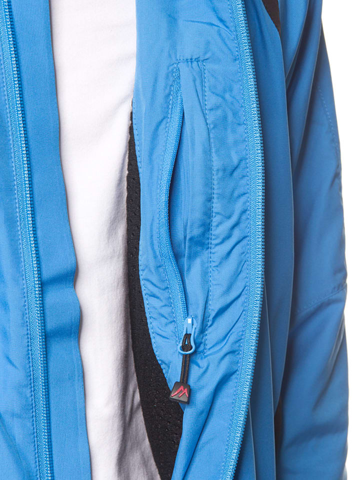 "Maier Sports Funktionsjacke ""Seefeld"" in Blau"