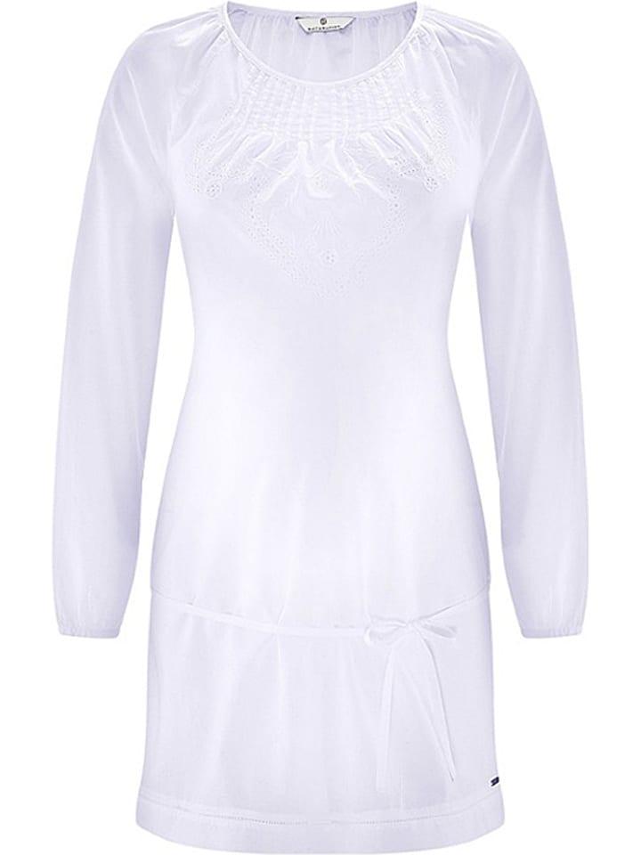 "Bellybutton Robe ""Nalani"" - blanc"