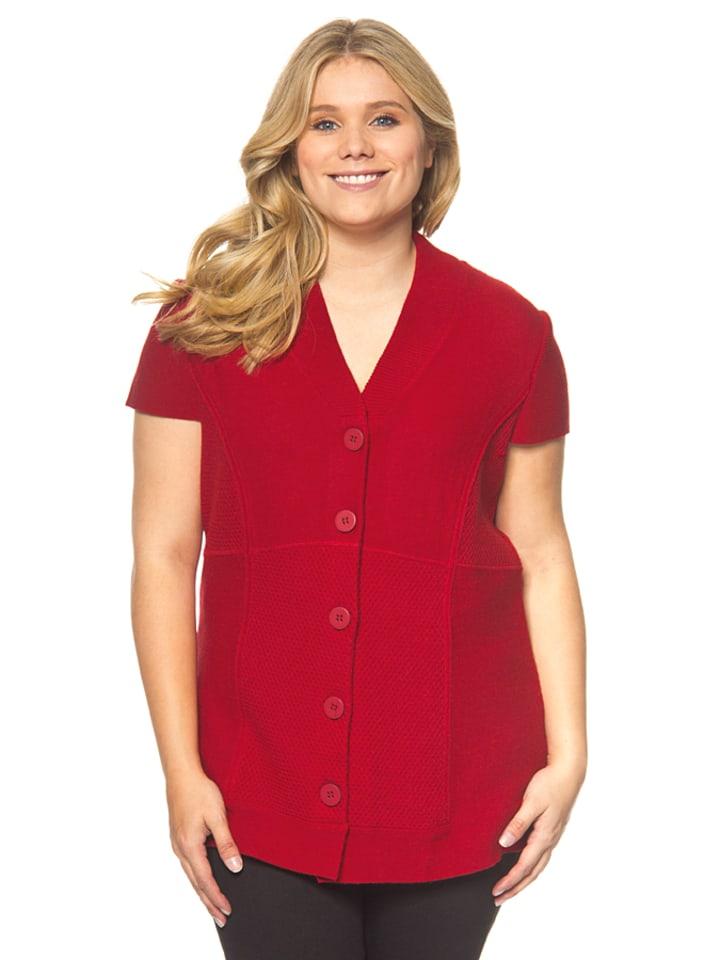 Pauporté Vest rood