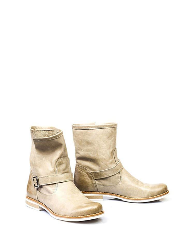 Zapato Leder-Boots in Bunt - 69% Z4kCVZ