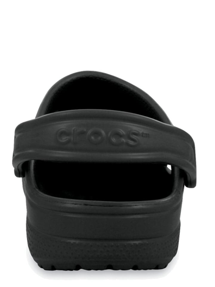 """Crocs Clogs """"Ralen"""" in Schwarz"""