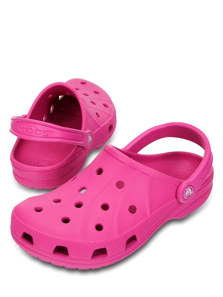 """Crocs Clogs """"Ralen"""" in Pink"""