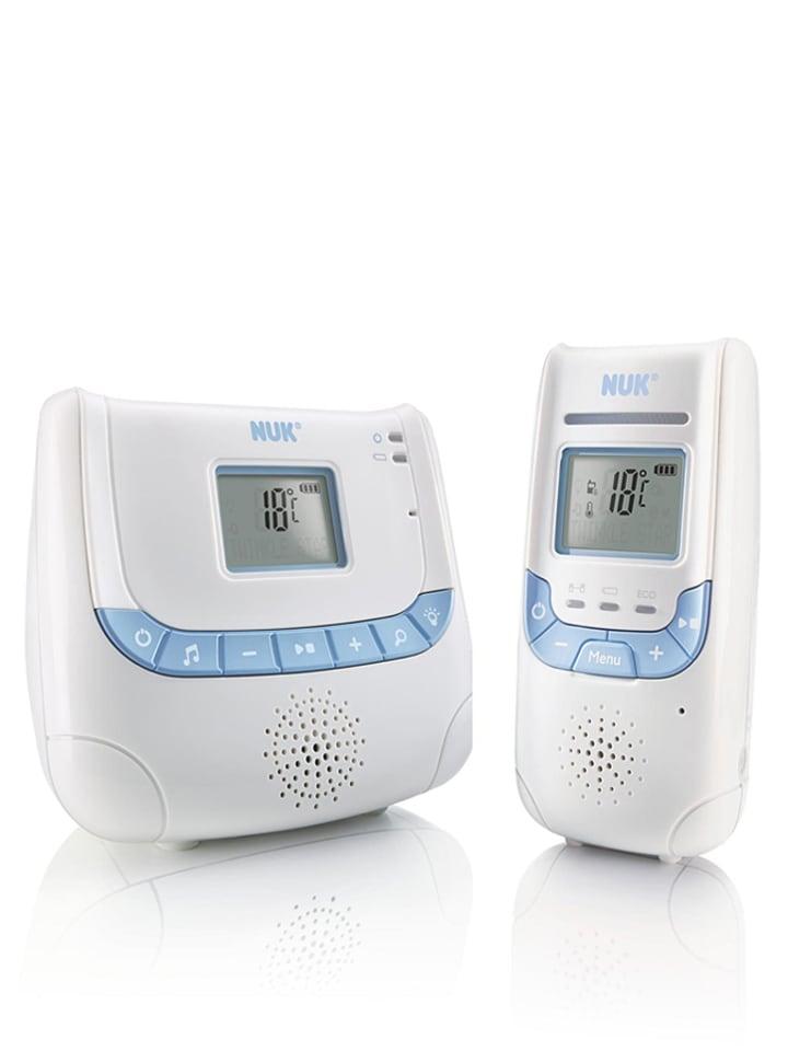 """NUK Babyphone """"Eco Control Dect 267"""" in Weiß"""