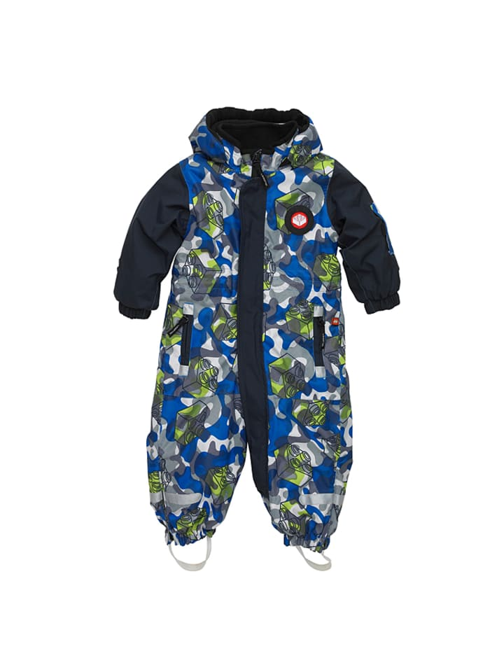 "Legowear Sneeuwpak ""Jared 615"" blauw/grijs/groen"