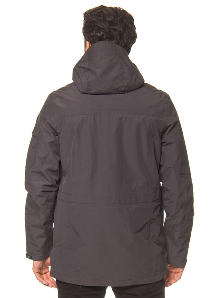 "Killtec Funktionsjacke ""Lynwood"" in Anthrazit"