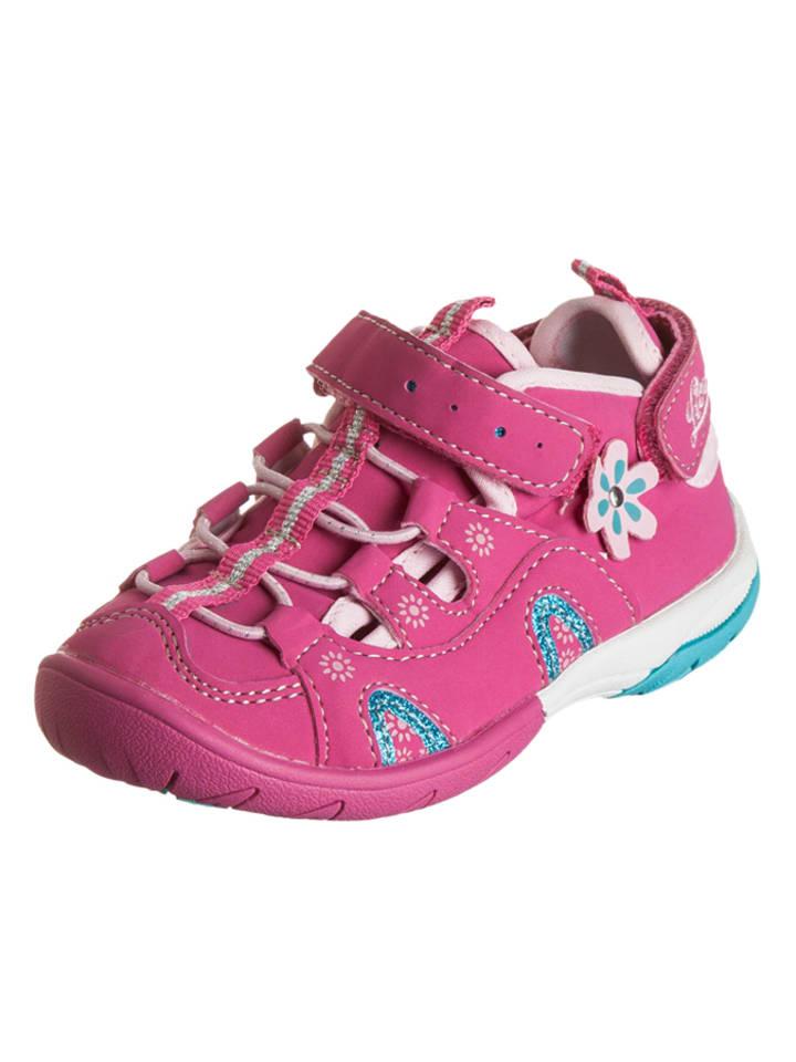 """Lico Sneakersy """"Abbie VS"""" w kolorze różowym"""
