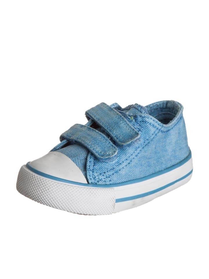 Billowy Sneakersy w kolorze błękitnym