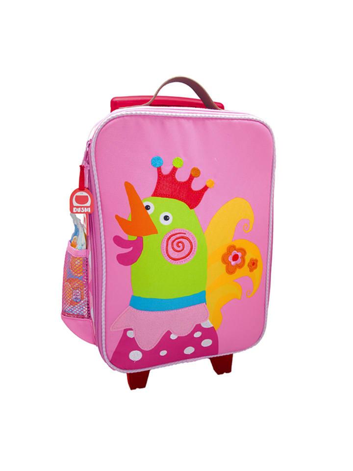 Dushi Trolley in Pink - (B)24 x (H)38,5 x (T)13,5 cm