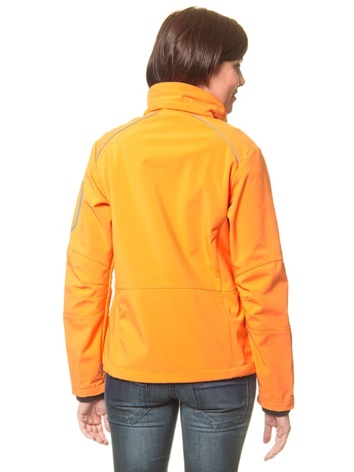 CMP Softshelljacke in Orange