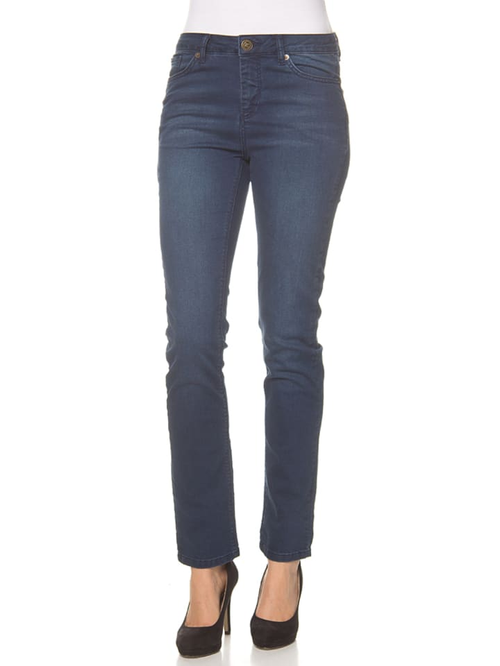 """H.I.S Jeans """"Marylin"""" - Skinny fit - in Dunkelblau"""