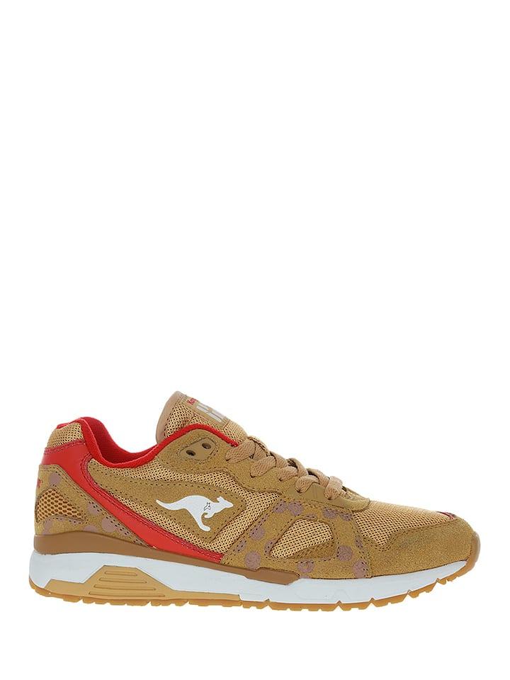 """Kangaroos Sneakers """"Future"""" in Beige"""