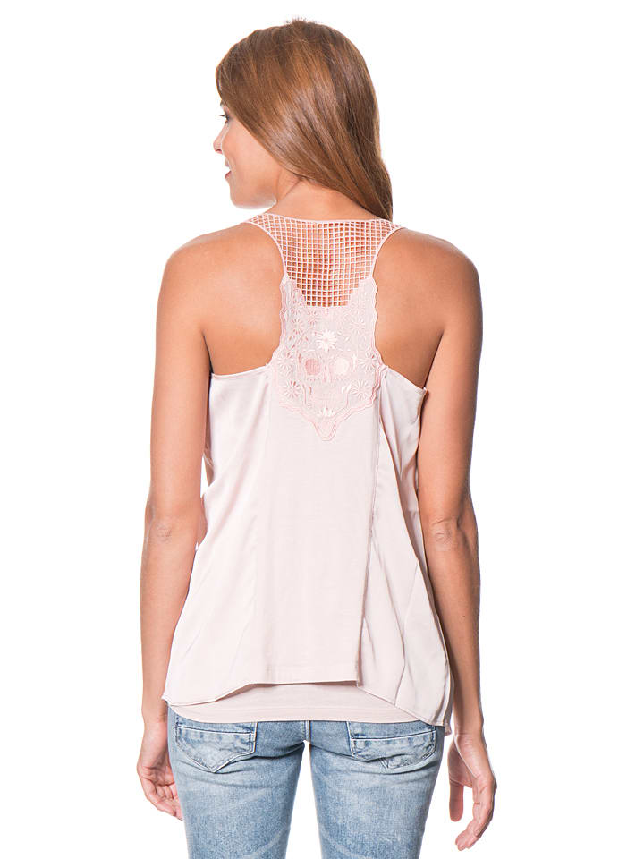 MyMo Top in Rosa