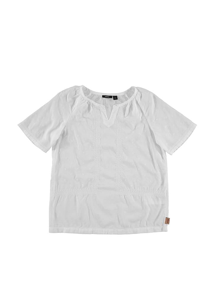 Mexx Bluzka w kolorze białym