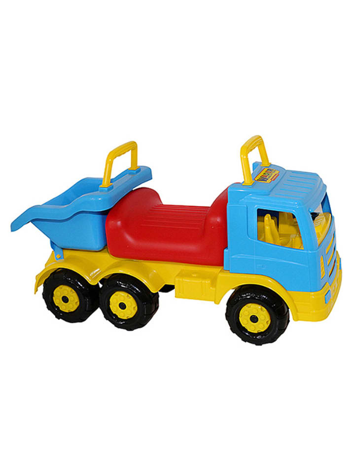 """WADER Quality Toys Loopvoertuig met laadbak """"Premium Racer""""  - vanaf 12 maanden"""