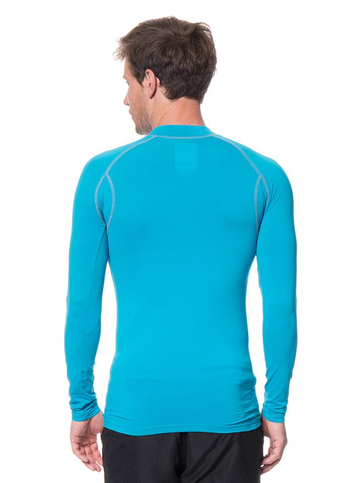 Peak Mountain Funktionsshirt in Blau