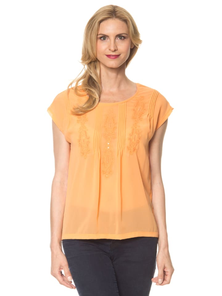 "Bonita Shirt ""St. Tropez"" in Orange"