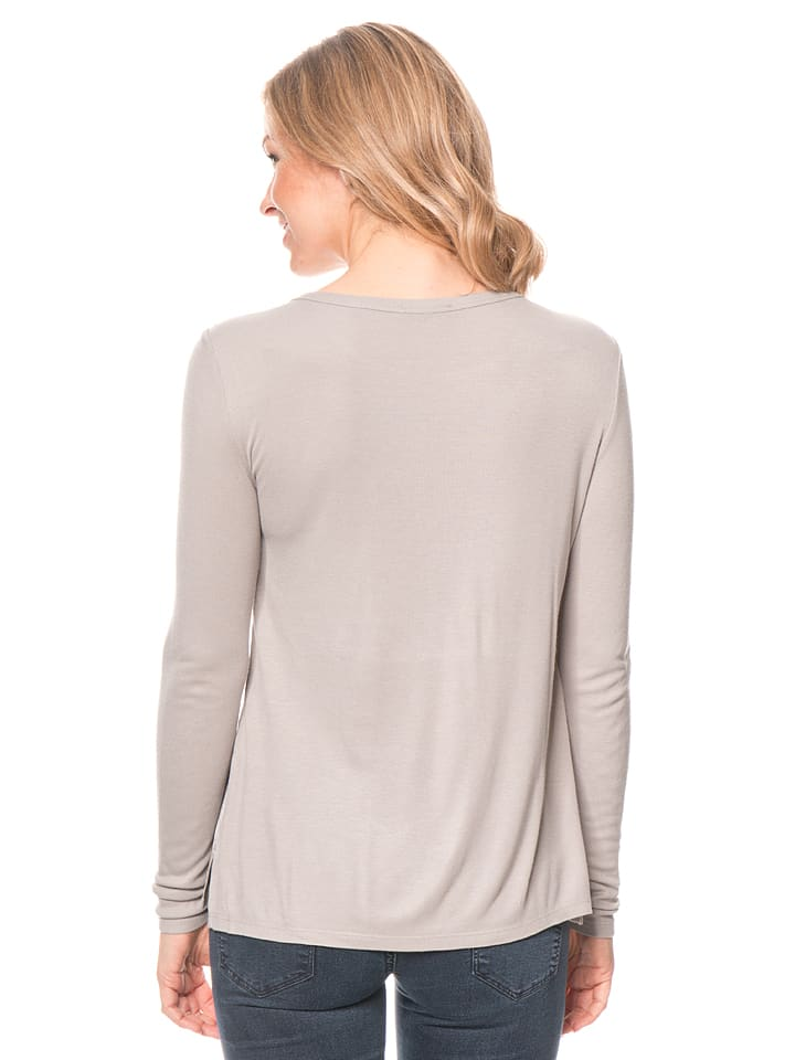 Marc O'Polo Shirt in Taupe