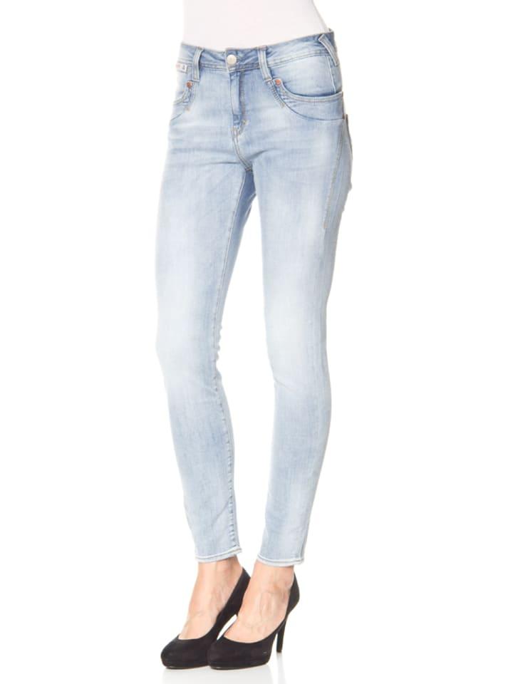"Herrlicher Jeans ""Piper Boy"" - Slim fit - in Hellblau"