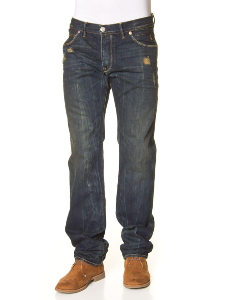 """Herrlicher Jeans """"Tyler"""" in Dunkelblau"""