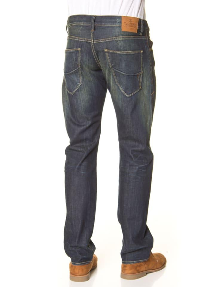 """Herrlicher Jeans """"Tyler"""" - Regular fit - in Dunkelblau"""