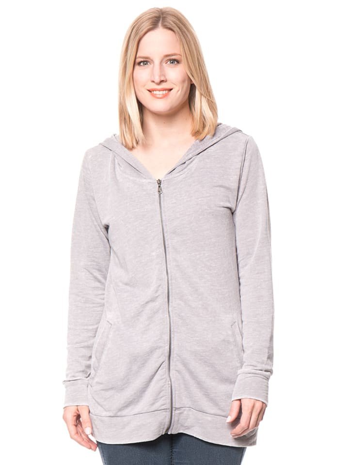 "Element Sweatjacke ""Element"" in Grau"