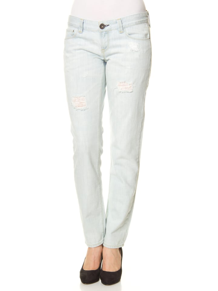 "Cross Jeans Jeans ""Kaylee"" - Regular fit - in Hellblau"