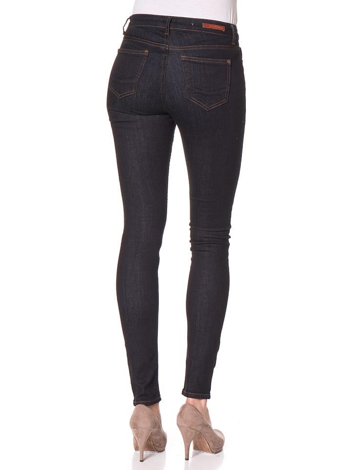 """Cross Jeans Jeans """"Alan"""" - Skinny fit - in Dunkelblau"""