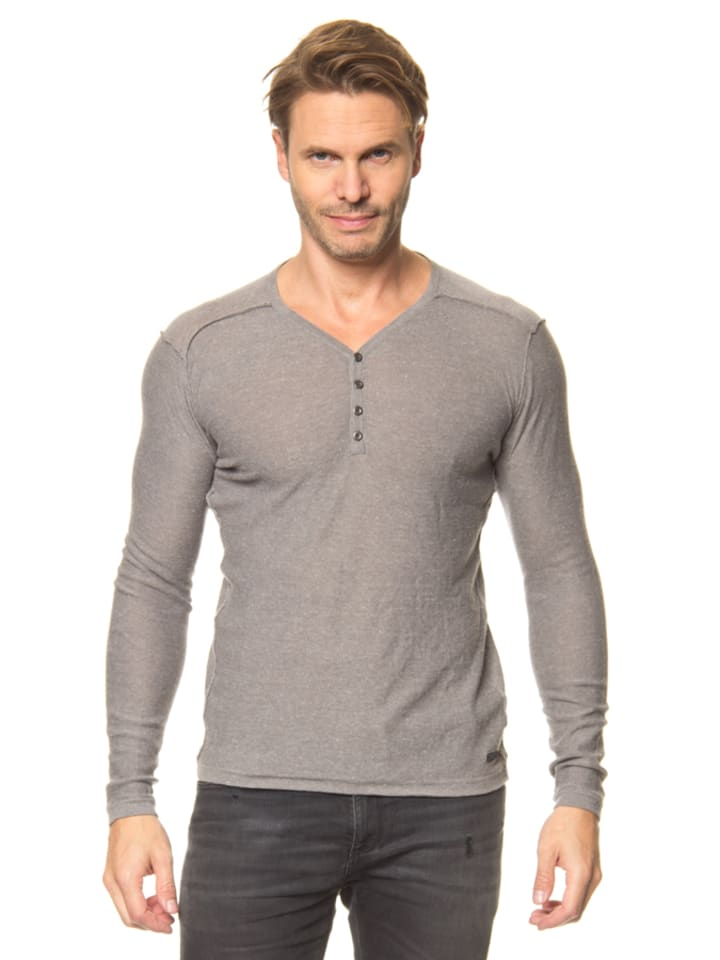 Tom Tailor Pullover in Grau