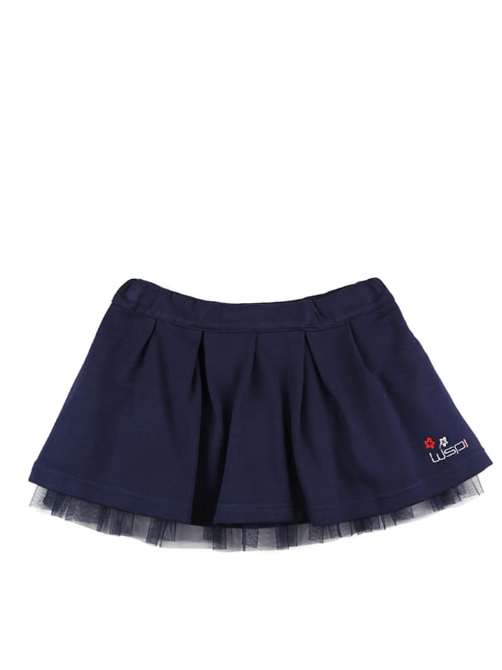 """What´s up Kids Rok """"Classic College"""" donkerblauw"""