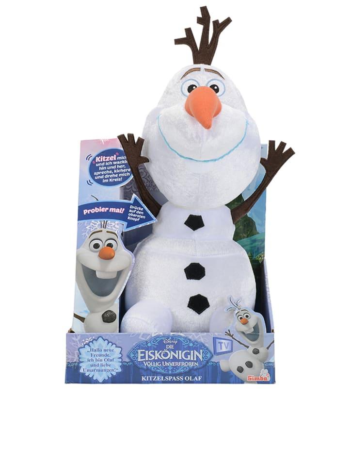 """Disney Frozen Pluchen activity-figuur """"Kietelplezier Olaf"""" - vanaf 3 jaar"""