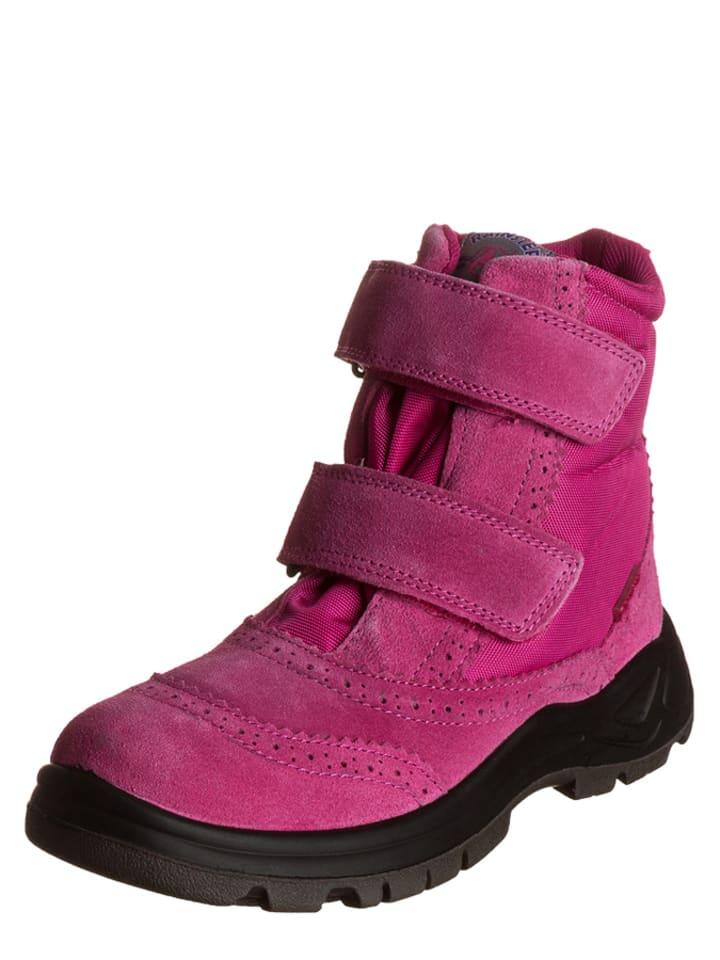 """Naturino Boots """"Cerreto"""" in Pink"""
