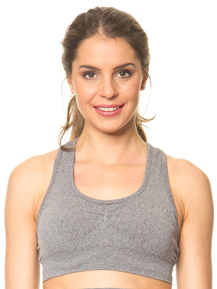 "Mama licious Sport-BH ""Fit"" in Grau"