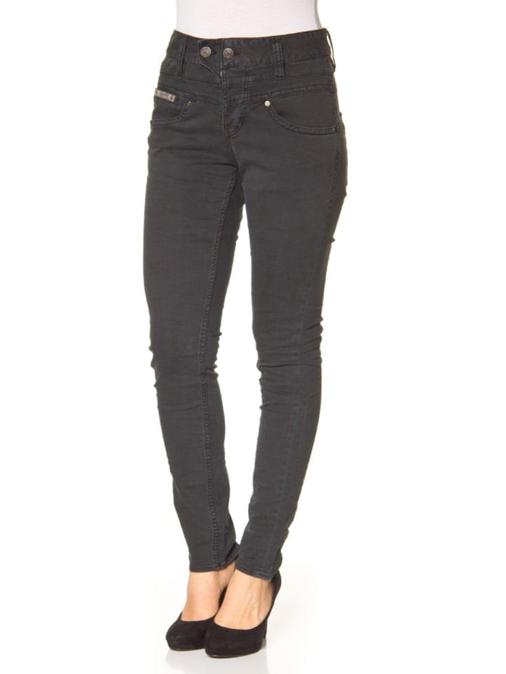 """Herrlicher Jeans """"Bijou"""" - Regular fit - in Schwarz"""