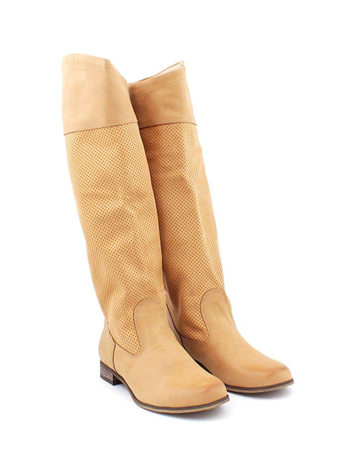 Zapato Leder-Boots in Bunt - 69% wOzW65XJA8