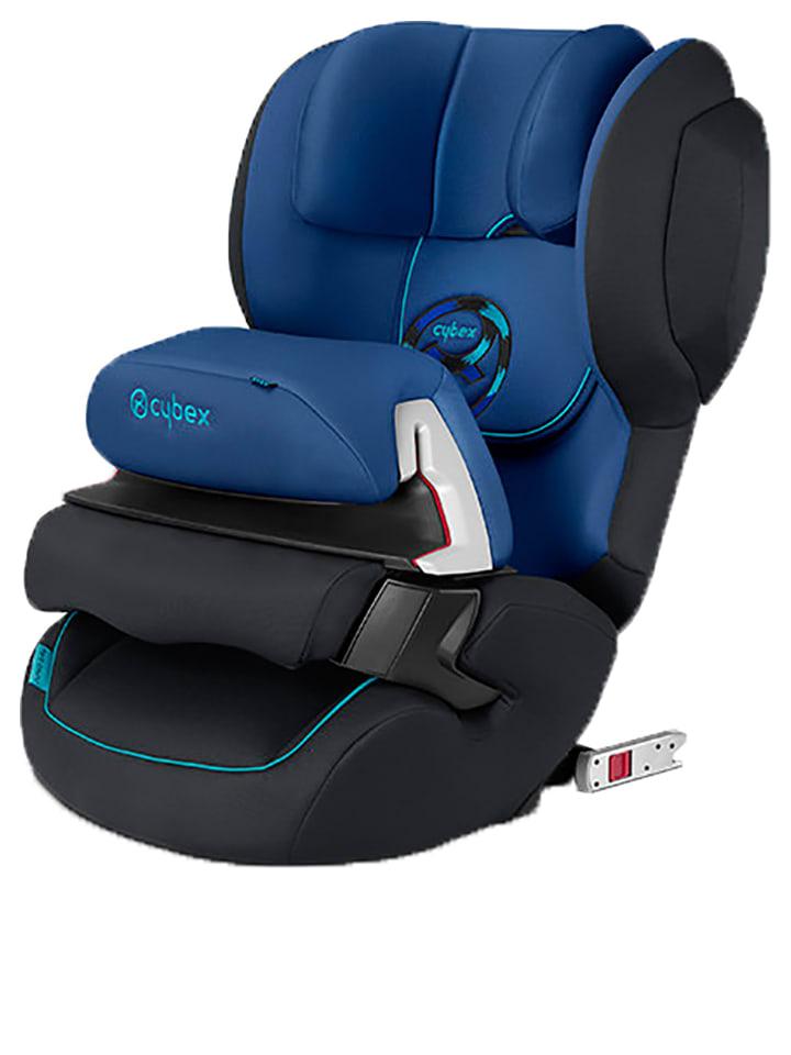 "Cybex Kindersitz ""Juno-2-Fix"" in Blau/ Schwarz - Gruppe 1"