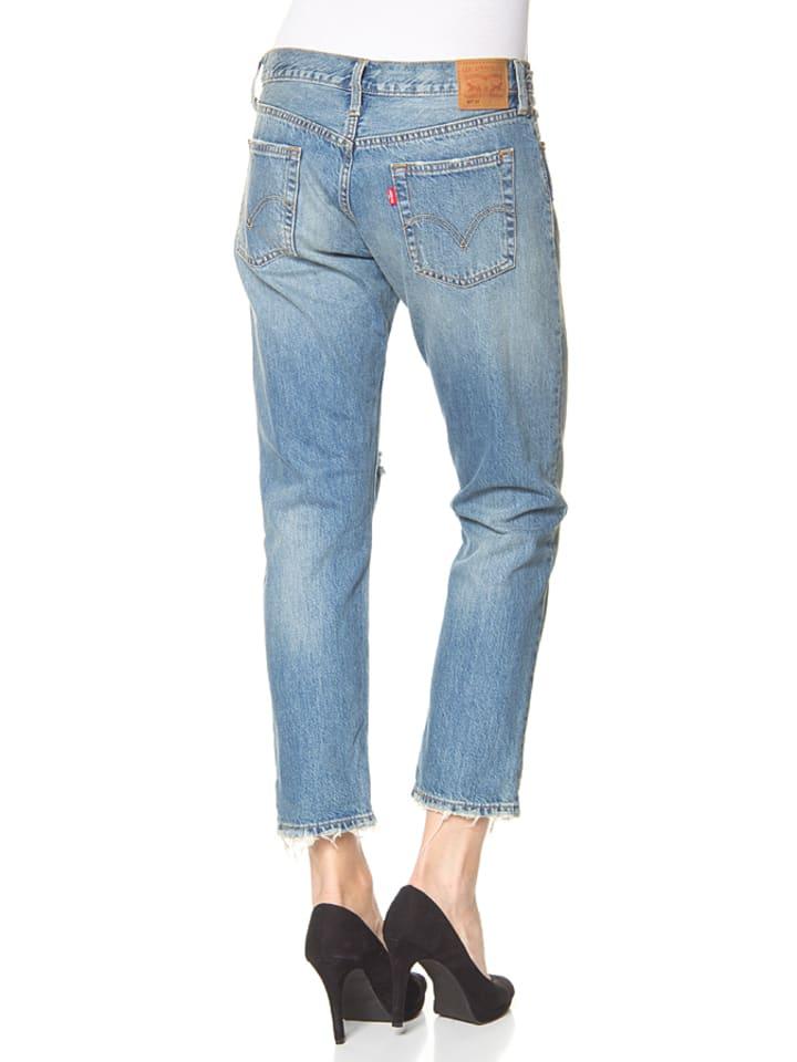 "Levi´s Jeans ""501 CT"" - Regular fit - in Hellblau"