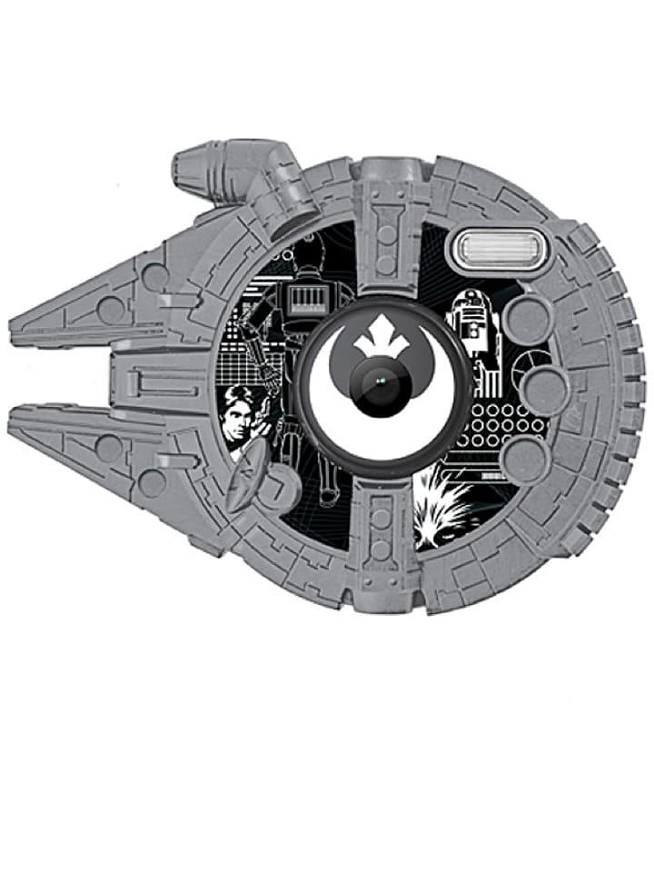 """Lexibook 5-Megapixel-Digitalkamera """"Star Wars"""" in Grau"""