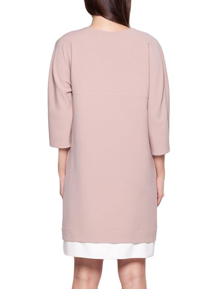 Figl Figl Knielange Kleider  in rosa