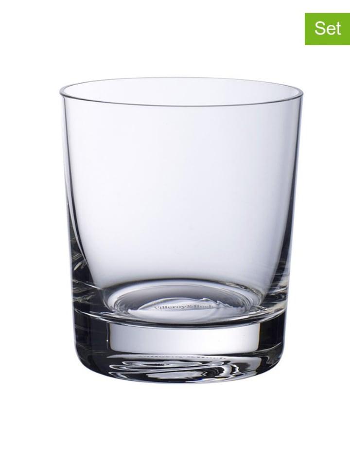 "Villeroy & Boch Szklanki (4 szt.) ""Old Fashioned"" do whisky - 320 ml"