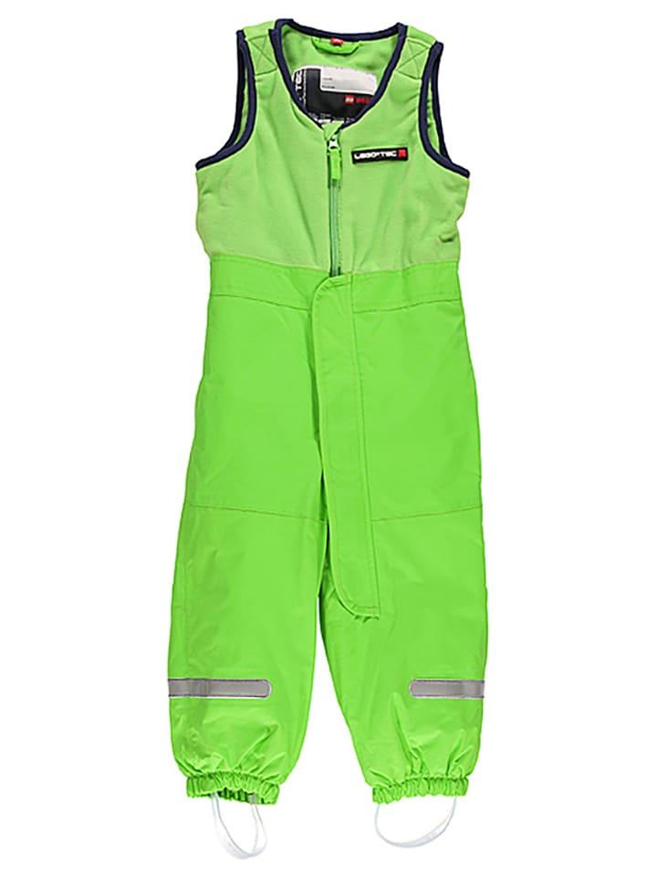 """Legowear Ski-/snowboardbroek """"Parker"""" lichtgroen"""
