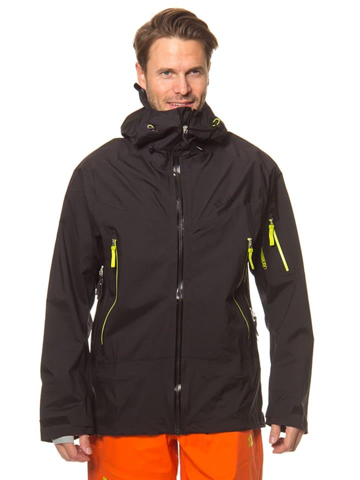 """Völkl Ski-/ Snowboardjacke """"Pro Mt Baker"""" in Schwarz"""