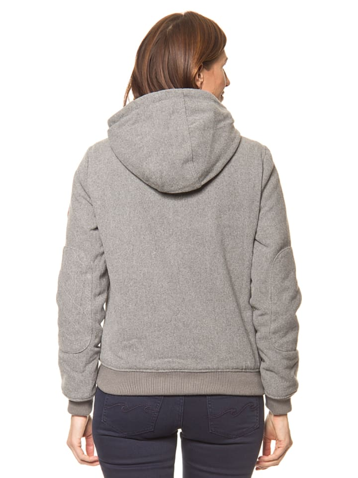"Billabong Jacke ""Dude"" in Grau"