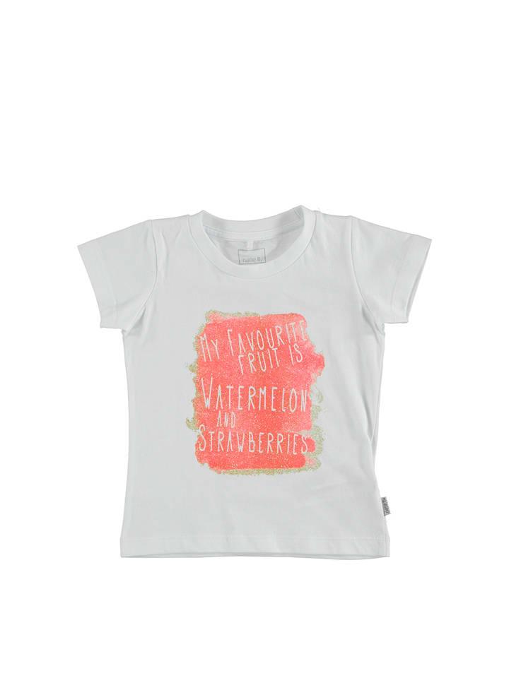 Name it Shirt 'Heika' wit